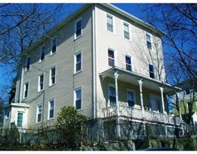Worcester Multi Family Home New: 12 Maxwell St