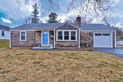 RI-Bristol County Single Family Home New: 68 Lincoln