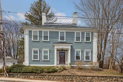 MA-Worcester County Single Family Home New: 742 Baldwinville Road