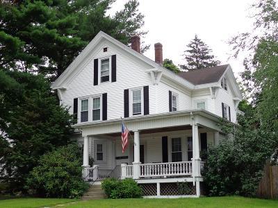 Multi Family Home New: 91 Pleasant Street