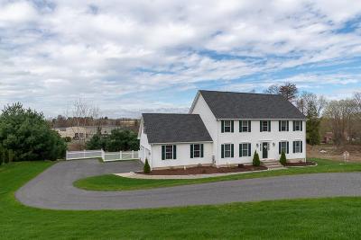 Single Family Home New: 195 Canterbury Cir
