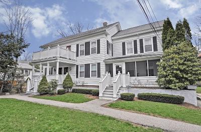 Foxboro Multi Family Home For Sale: 21 Baker St