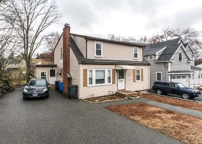 Waltham Single Family Home For Sale: 83 Rockridge Road