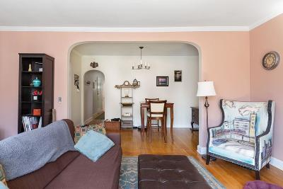 Brookline Condo/Townhouse For Sale: 116 Park Street #6