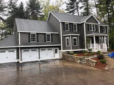 Burlington MA Single Family Home For Sale: $1,299,000