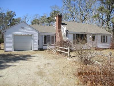 Barnstable Single Family Home New: 1606 Orleans Road