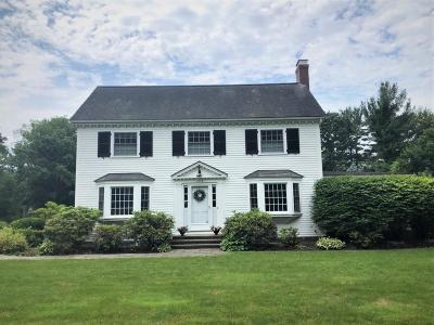 Tewksbury Single Family Home For Sale: 1243 Andover St.