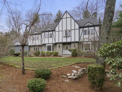 Hopkinton Single Family Home For Sale: 11 Stoney Brook Rd
