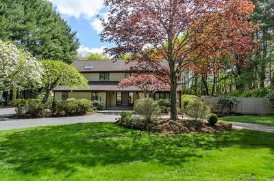 Needham Single Family Home For Sale: 7 Russell Road