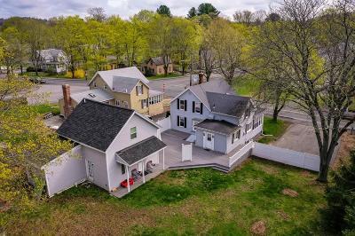 Hudson Multi Family Home New: 82 Lincoln St