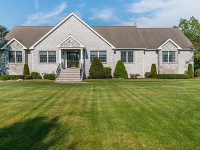 Brockton Single Family Home For Sale: 14 Athens Drive