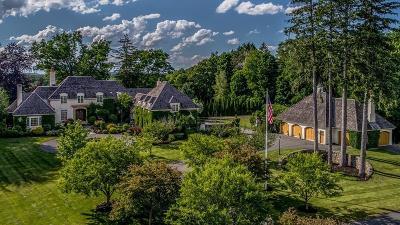 Wenham, Hamilton Single Family Home New: 57 Walnut Rd