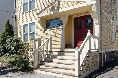 Cambridge Condo/Townhouse New: 53 Ellery Street #1