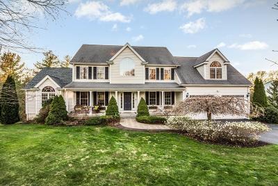 Franklin  Single Family Home New: 117 Fall Lane