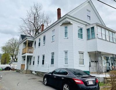 Lowell Multi Family Home For Sale: 1366 -1368 Gorham St