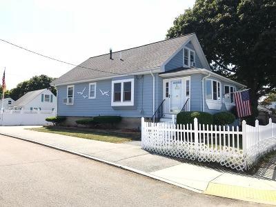 Revere Single Family Home For Sale: 36 Blanchard Ave