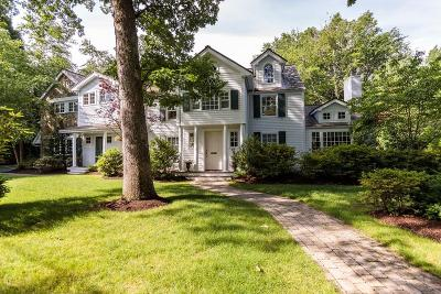 Wellesley Single Family Home For Sale: 3 Ordway Rd