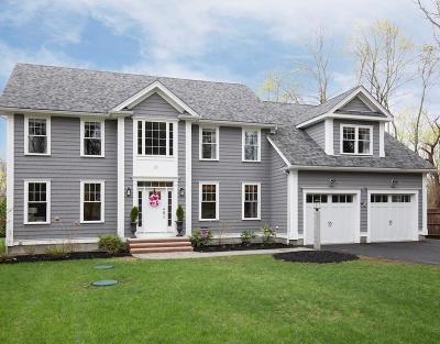Concord Single Family Home New: 20 Assabet Avenue