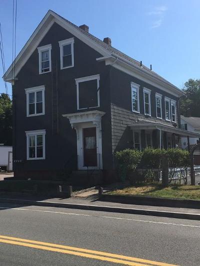 North Attleboro Multi Family Home For Sale: 173-177 Park Street