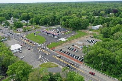 MA-Bristol County Commercial For Sale: 397 Winthrop St