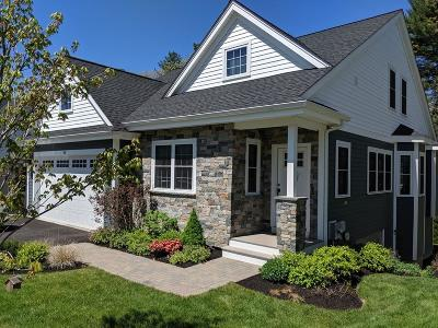 Concord Single Family Home New: 35 Black Horse Place