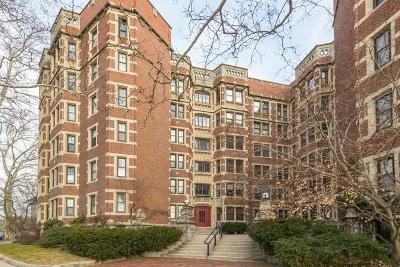 Cambridge Condo/Townhouse Under Agreement: 993 Memorial Drive #102