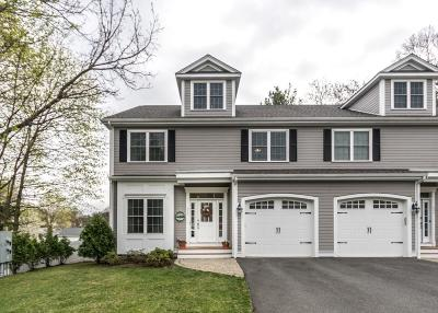 Needham Single Family Home Under Agreement: 920 Central Ave #920