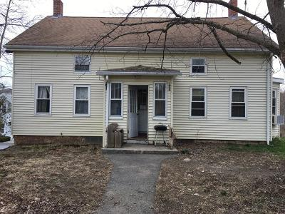Millville Single Family Home Under Agreement: 23 Ironstone St