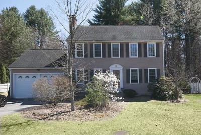 Stow Single Family Home New: 15 Indian Ridge Rd