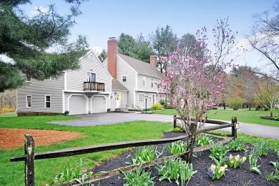 Concord Single Family Home New: 23 Wright Farm #23