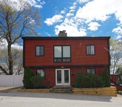 Gloucester Single Family Home For Sale: 12 Ashland Pl