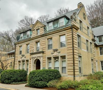 Brookline Condo/Townhouse For Sale: 65 Glen Road #H1