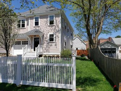 Natick Single Family Home For Sale: Jefferson Street #B