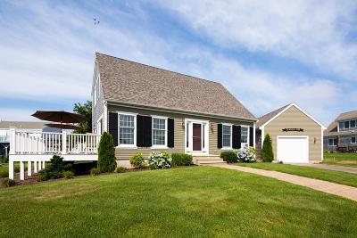 Yarmouth MA Single Family Home New: $749,000