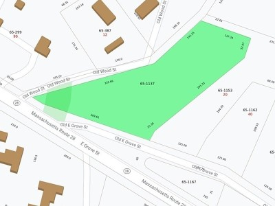 Middleboro Residential Lots & Land For Sale: 92 East Grove Street