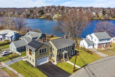 Arlington MA Single Family Home For Sale: $1,890,000