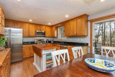 Holliston Single Family Home For Sale: 286 Lowland Street