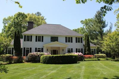 Hopkinton, Southborough Single Family Home For Sale: 35 Presidential Dr