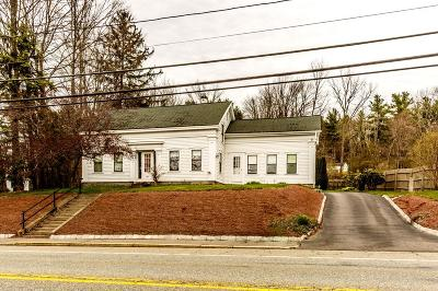 Upton Single Family Home For Sale: 139 Main St