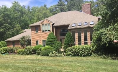 Duxbury Single Family Home For Sale: 20 Homestead Pl