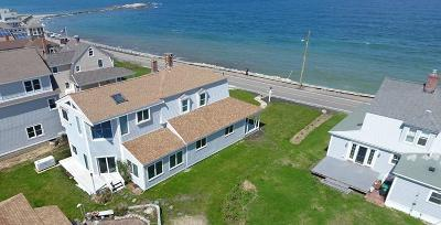 Marshfield Single Family Home For Sale: 173 Ocean Street