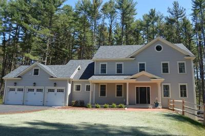Sudbury Single Family Home For Sale: 206 Concord Road
