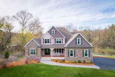 Wrentham Single Family Home For Sale: 1576 West St