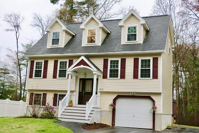 Tewksbury Single Family Home For Sale: 121 Mitchell G Drive