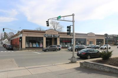 MA-Worcester County Commercial For Sale: 1219 Main St