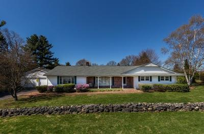 Grafton Single Family Home Under Agreement: 56 Keith Hill Rd