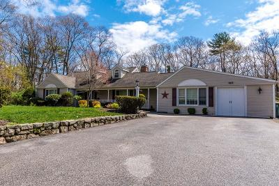 Abington Single Family Home Price Changed: 226 Colonel Hunt Dr