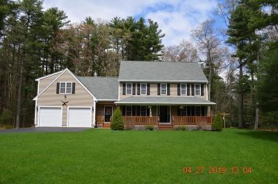 East Bridgewater Single Family Home For Sale: 916 Union St