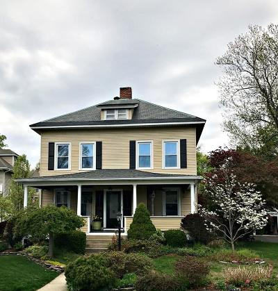 Single Family Home For Sale: 5 Highland St