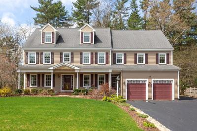 Pembroke Single Family Home For Sale: 16 Kiley Way